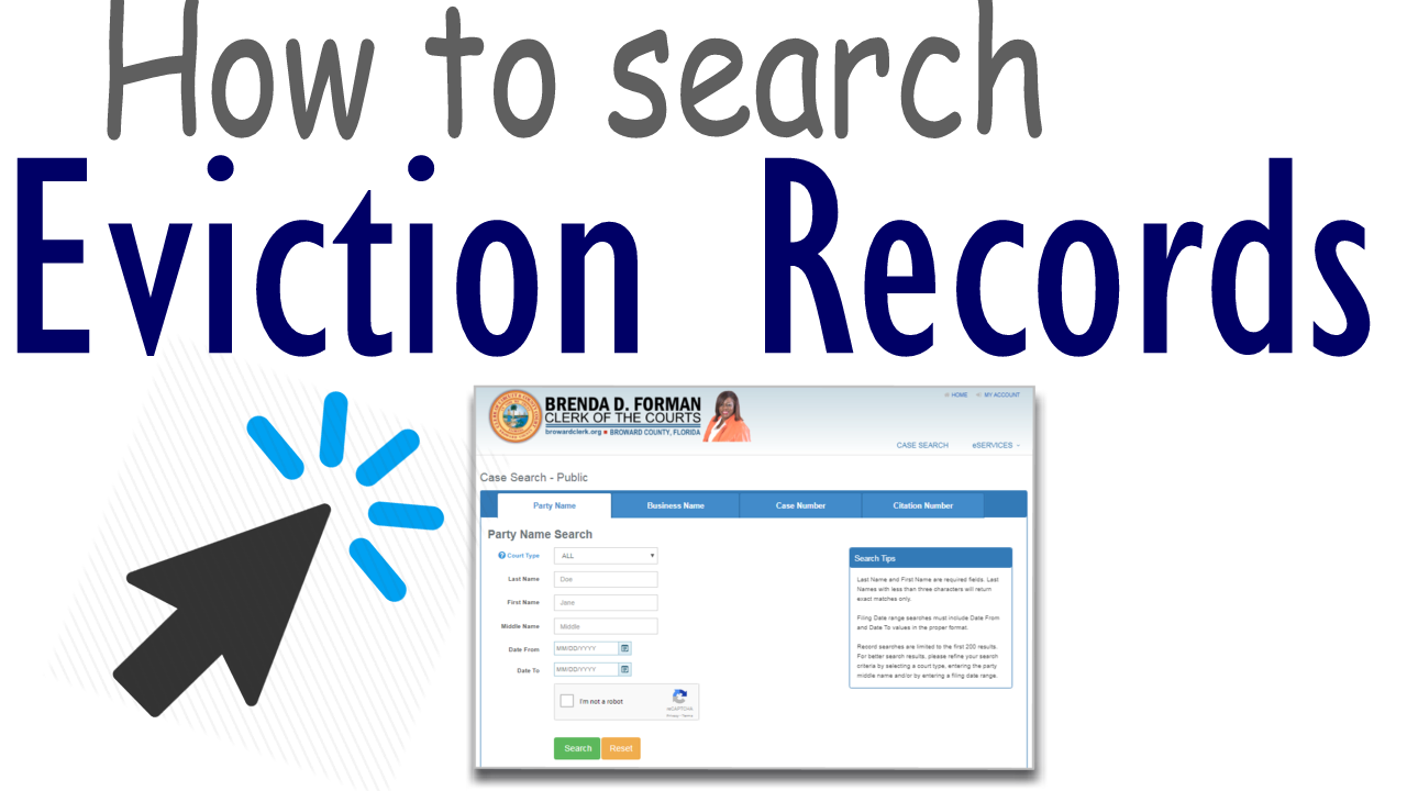 Eviction Record Search