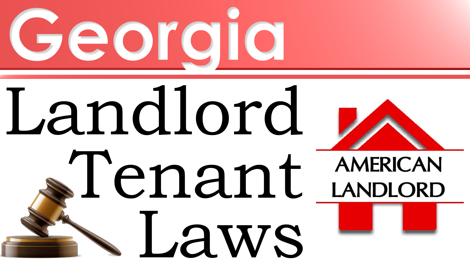 Georgia Landlord Tenant Law