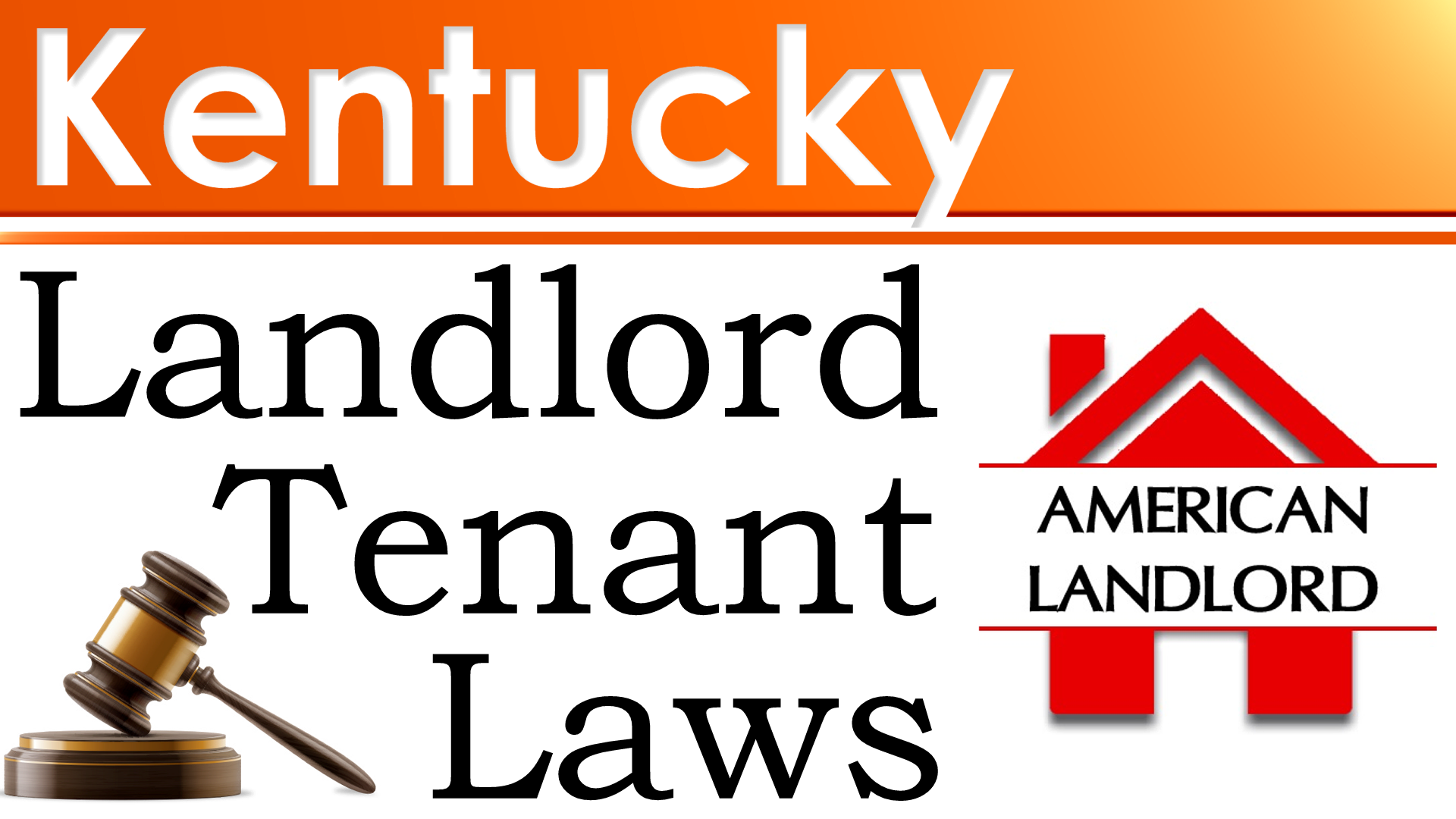 Kentucky landlord tenant law