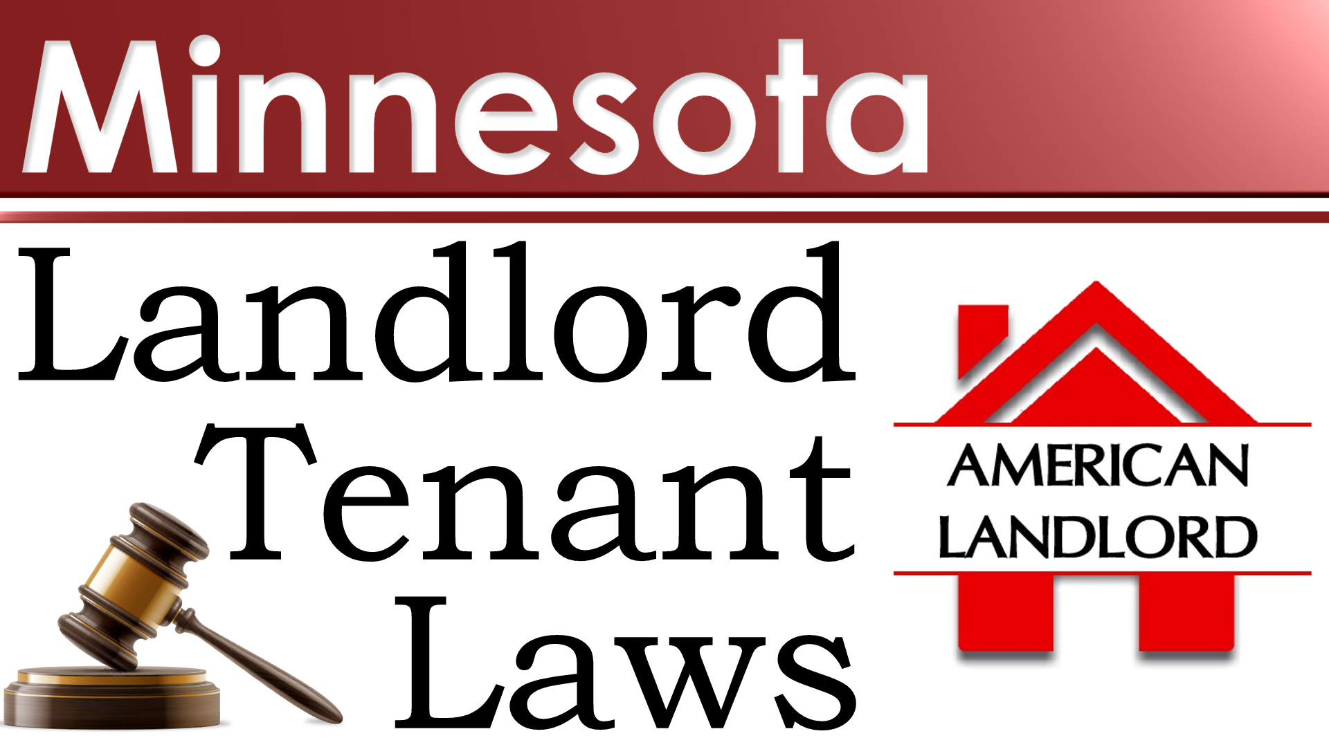 Minnesota landlord tenant law