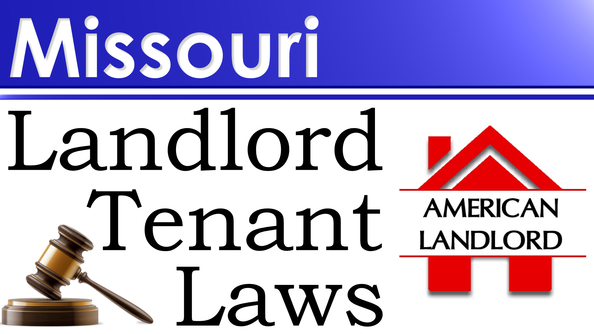 Missouri landlord tenant law