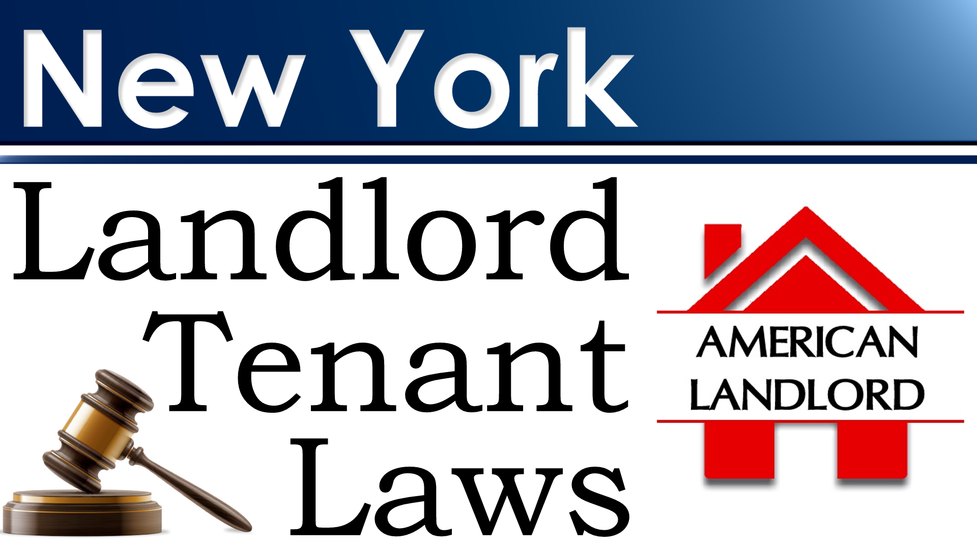 New York landlord tenant law
