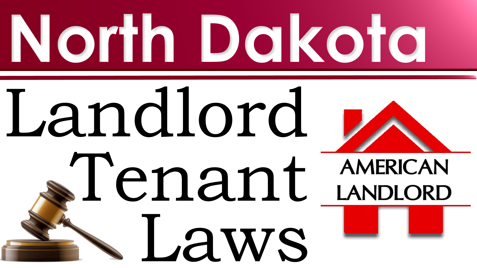 North Dakota landlord tenant law