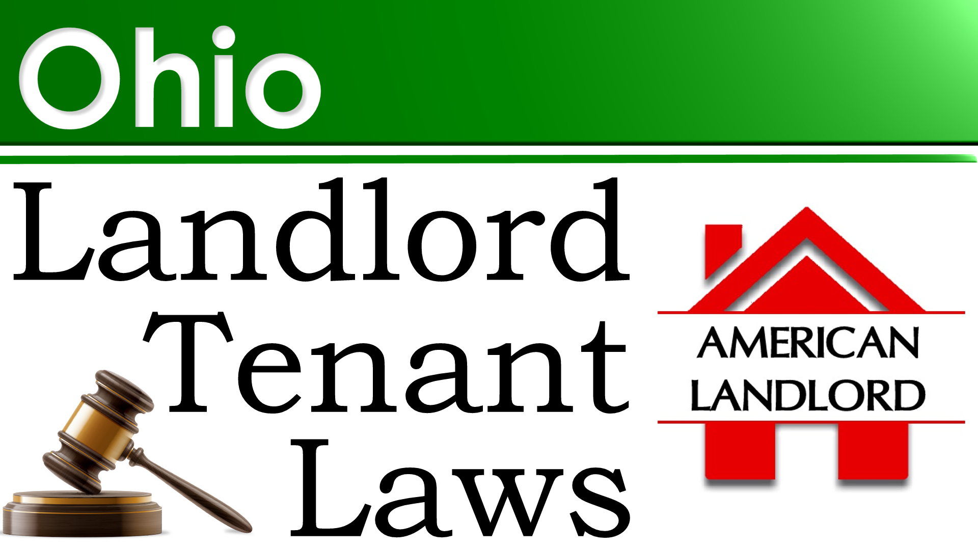 Ohio landlord tenant law