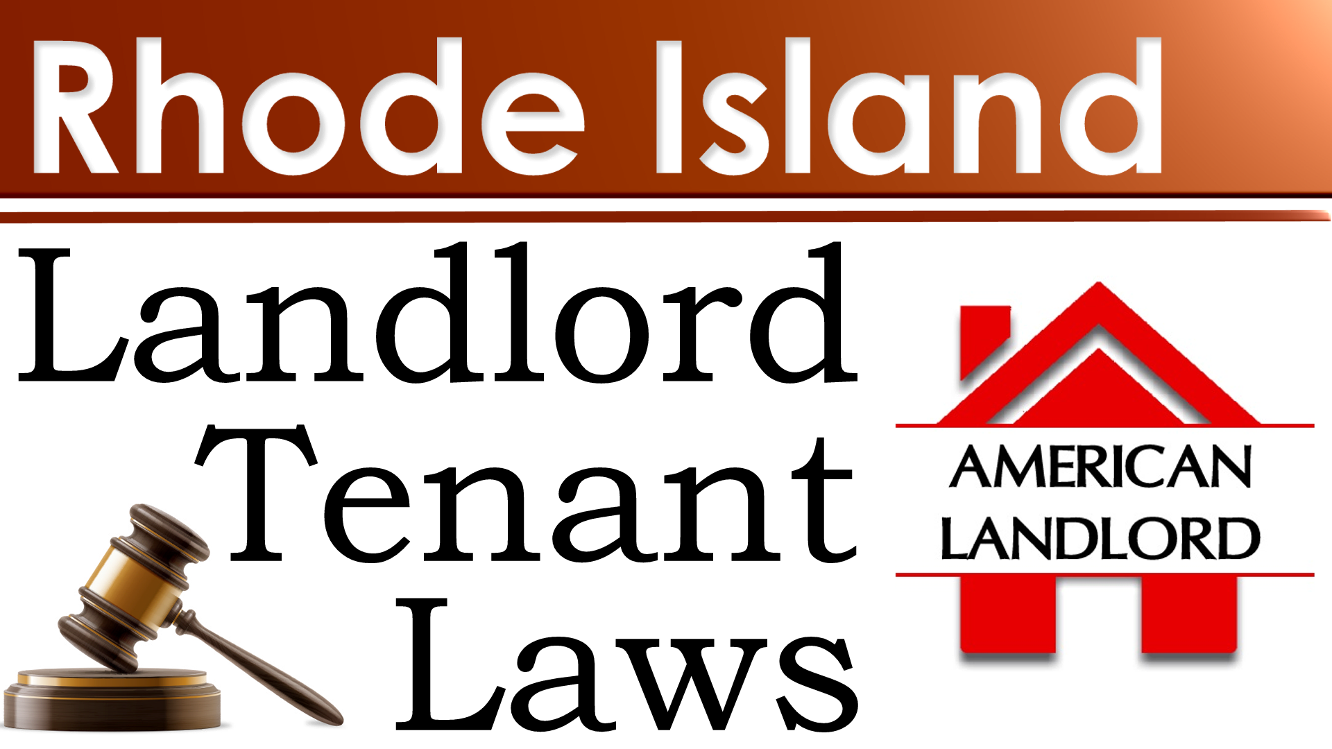rhode island landlord tenant law