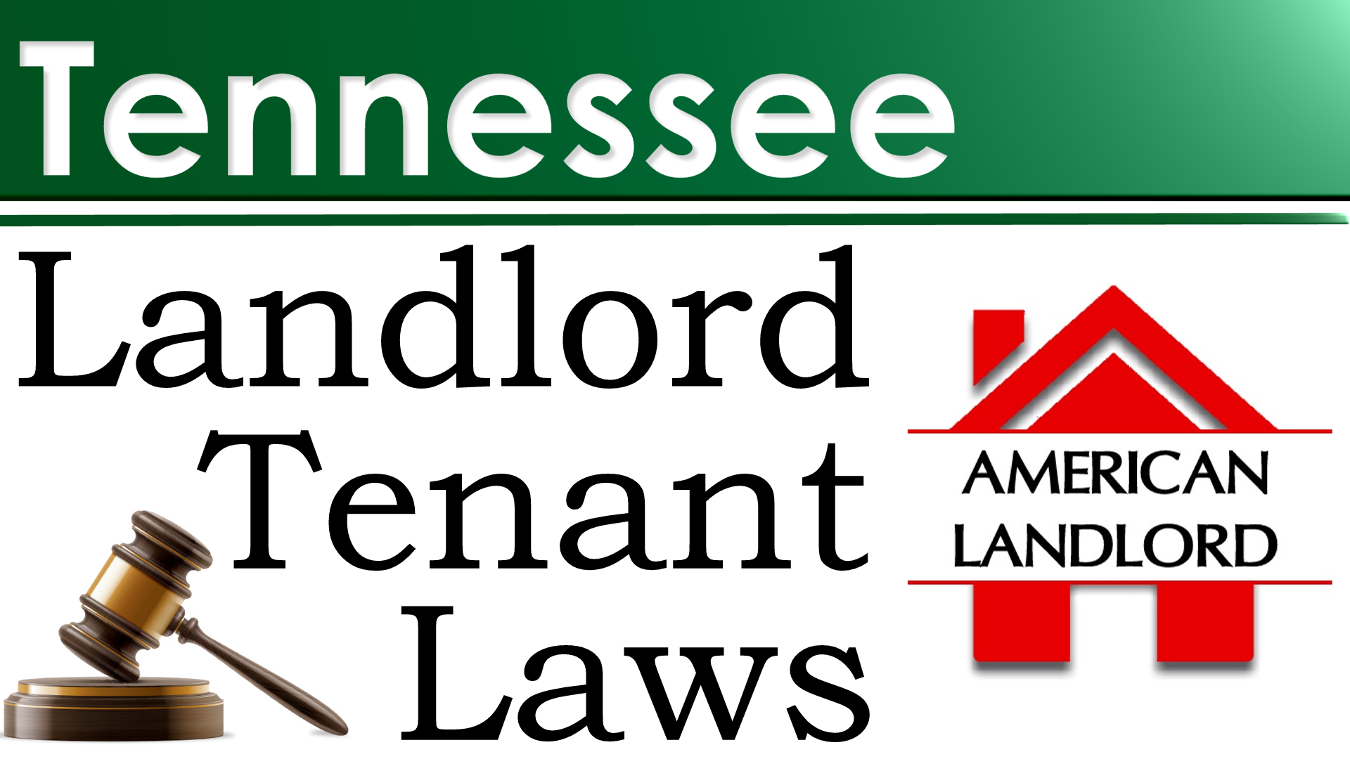 tennessee landlord tenant law