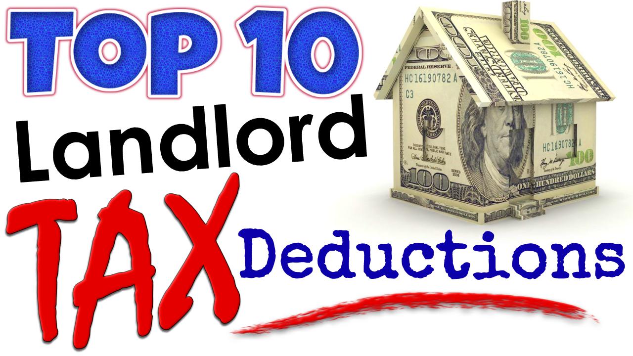 Landlord Tax Deductions