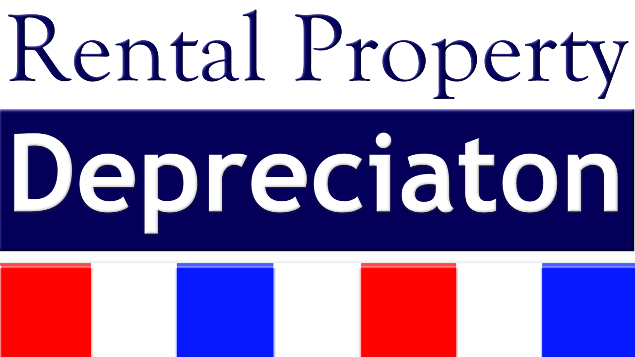 Depreciating Rental Property