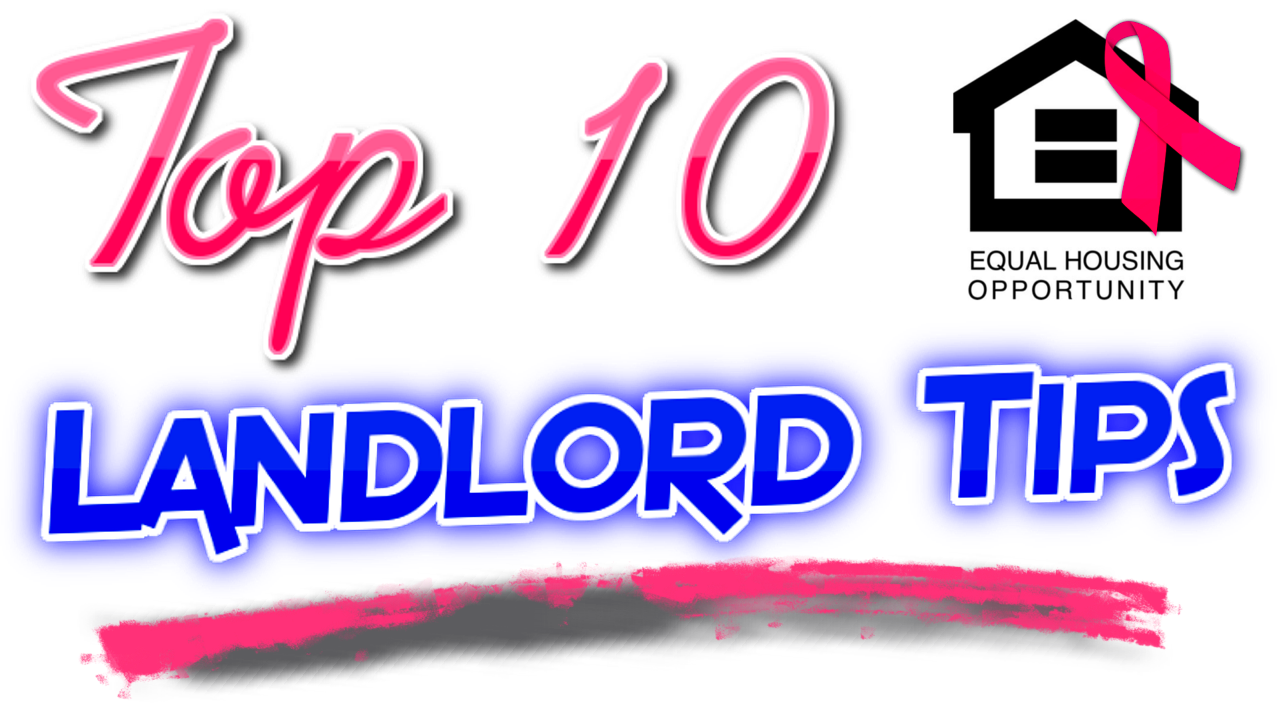 Top 10 Tips for Property Management