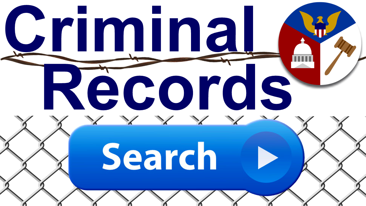 How to Search Criminal Records