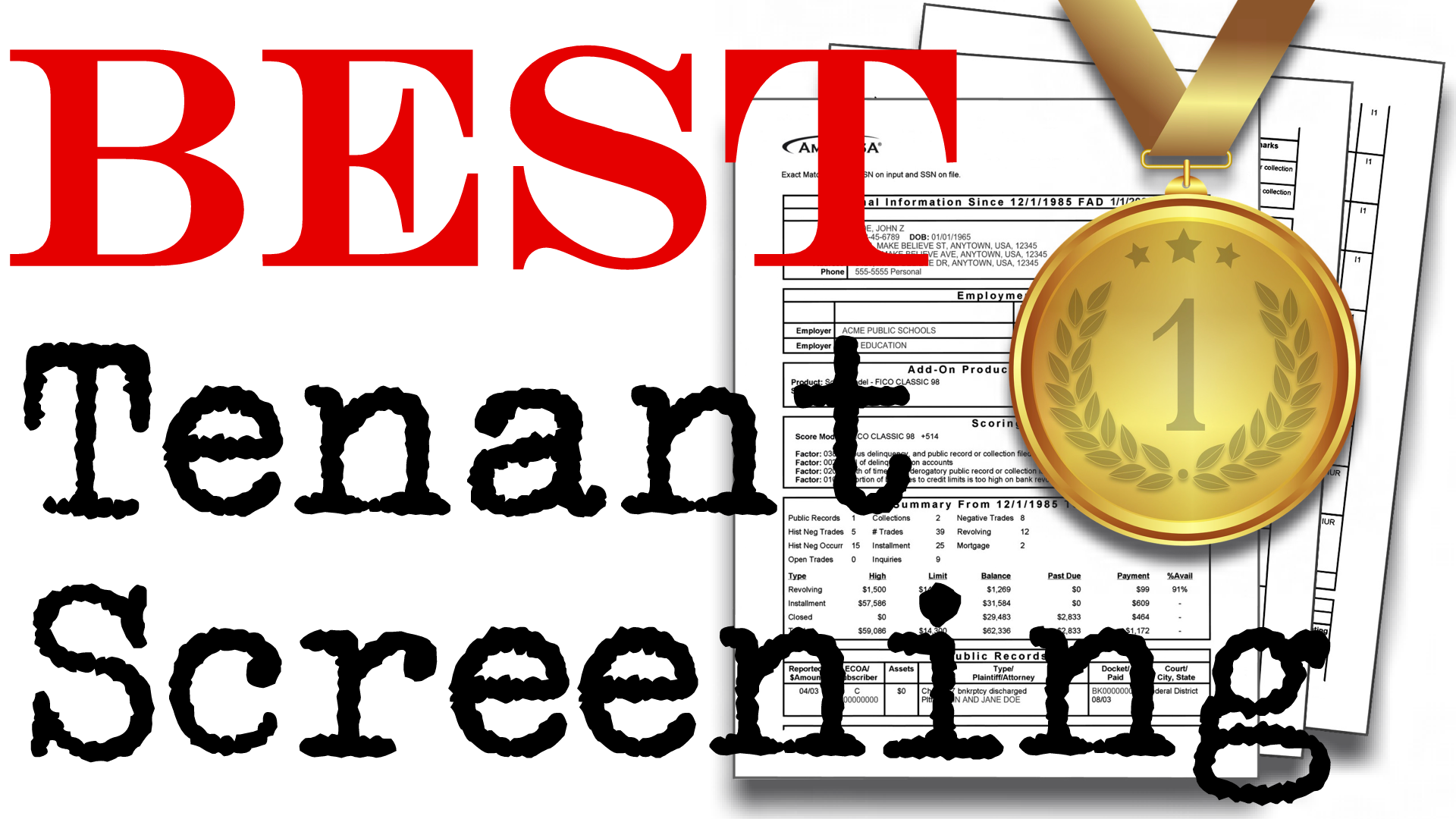 Best Tenant Screening Services
